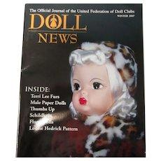 UFDC Doll News Winter 2007 Louise Hedrick Pattern