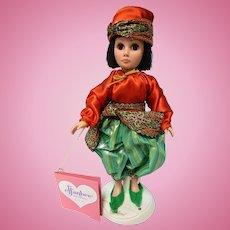 Vintage 1993 Effanbee Aladdin Doll w Tag