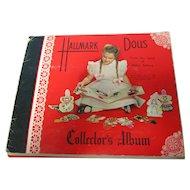 1948 Hallmark Doll Cards Collector's Album TLC