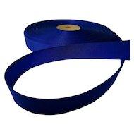 "Vintage Bolt 3/4"" Royal Blue Grosgrain Ribbon"
