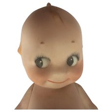 Early Rose O'Neill 6.75-inch Bisque Kewpie Doll - Red Tag Sale Item