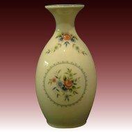 Wedgwood bone china Rosedale pattern bud vase