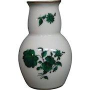 Wien Augarten Austria Maria Theresa 5098 miniature vase Wiener Porzellan
