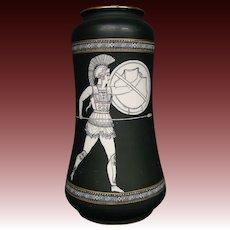 Frank Beardmore Fenton Athenian art ware vase