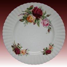 Royal Albert Kings Ransom dinner plate hard to find