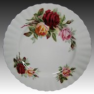 Royal Albert Kings Ransom desert plate hard to find