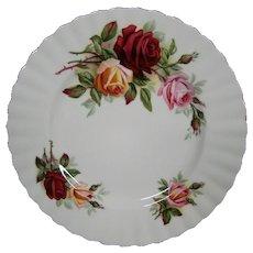 Royal Albert Kings Ransom desert plate hard to find