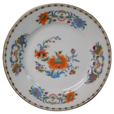 Ceralene Raynaud & Co Limoges Vieux Chine salad plates