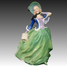 Royal Doulton figurine Autumn Breezes HN 1913