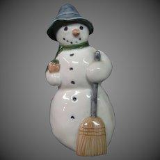 Royal Copenhagen snowman figurine 5658