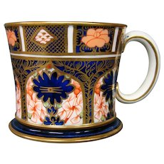 Royal Crown Derby imari handled mug