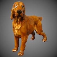 Royal Doulton Irish setter porcelain dog figurine HN 1056