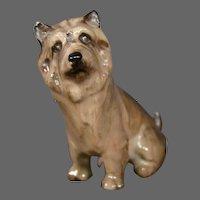 Royal Doulton miniature dog figurine Cairn Terrier K11
