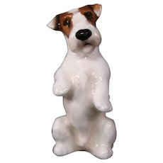 Royal Doulton miniature dog figurine Sealyham Terrier K3