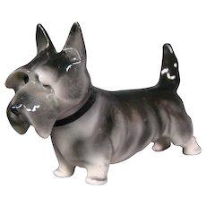Pfeffer porcelain terrier dog figurine