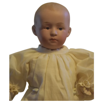 Heubach solid dome character baby