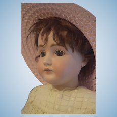 No finer doll than an antique Kestner!  This one is a beauty and she will sell fast!