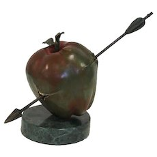 Magnificent bronze by the world-renowned artist, Brett Livingstone Strong