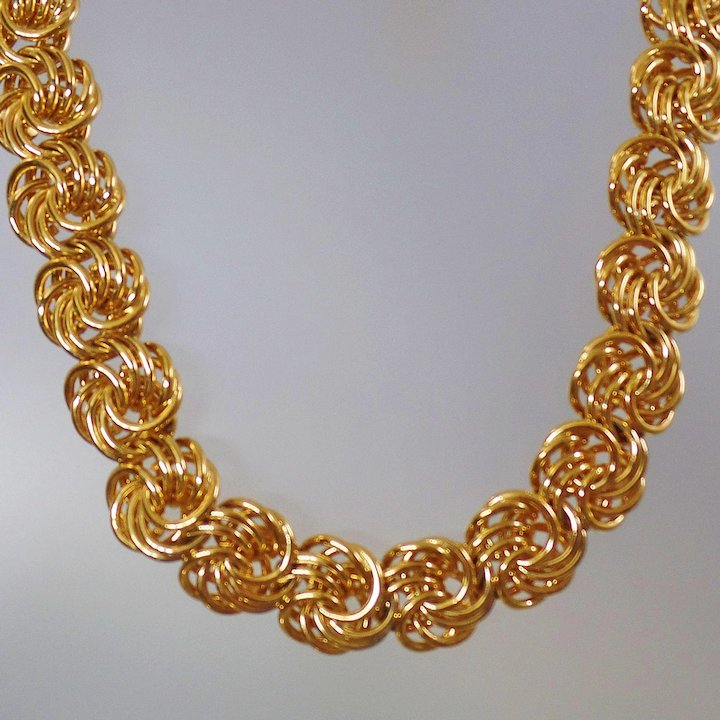 miami curb itm necklace loading heavy inches image gold finish is s cuban chain chains mens