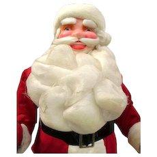 """Rare Harold Gale Santa Claus Store Display/Original Box/Angel Hair Beard/40"""""""