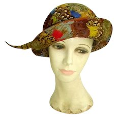 a8faad52f53d16 Vintage Women's Vintage Fashion Hats : Recently Sold on Ruby Lane ...