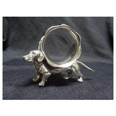 Napkin Ring, Figural
