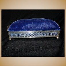 Pin Cushion, Sterling