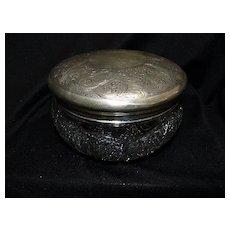 Dresser Jar, Large size