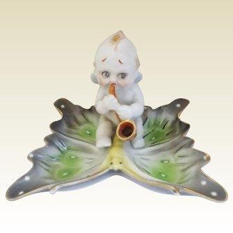 Vintage Kewpie, Butterfly Pin Tray