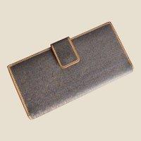 Vintage GUCCI Ltd. Edition Monogram Bi-Fold Wallet