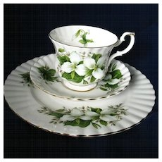 Royal Albert Trillium 3 Pc. Luncheon Set