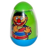 1982 Hasbro Sesame Street Ernie Weeble