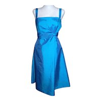Private Collection Romance Blue Dress