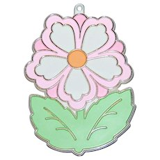 Hallmark Large Pink & White Spring Daisy Flower Cookie Cutter