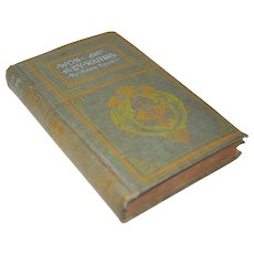 1900s Edna Lyall First Edition Won By Waiting Hardcover Book