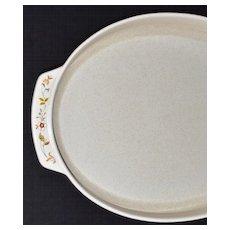 Lenox Temper-ware: Merriment Pattern Platter