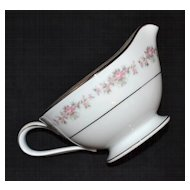 Noritake Glenwood ~ Pink Rose Porcelain Creamer