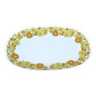 "1970s Noritake China Summerville ~ 13"" Oval Platter"
