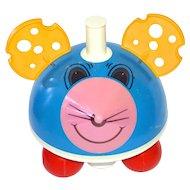 Ohio Art Mechanical Mouse w/ Swiss Cheese Ears