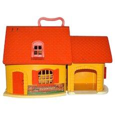1973 Hasbro Winnie the Pooh Weebles Playhouse