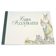 Cairn Illustrated Tom Clark Gnome Reference Book