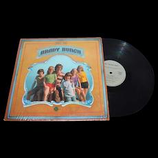 1972 Meet the Brady Bunch LP Record Album