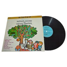 1965 Mother Goose and Father Gander LP Record Album