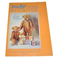 1989 Steiff Toys Revisited Softcover Book