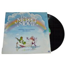1979 The Muppet Movie Original Soundtrack LP Record