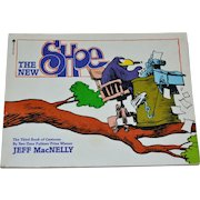 1981 The New Shoe Book by Jeff MacNelly Softcover Comic Strip Book
