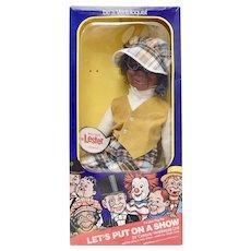 """Goldberger 24"""" LESTER Celebrity Ventriloquist Doll in Original Box"""