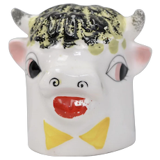 Circa 1958 Holt Howard Moo Cow Single Pepper Shaker