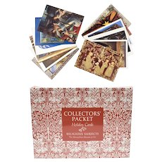 c1989 Sealed NOS Metropolitan Museum of Art Collector's Packet 36 Religious Theme Christmas Cards