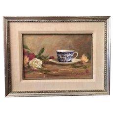 Original Still Life Oil Painting - Laura Robb
